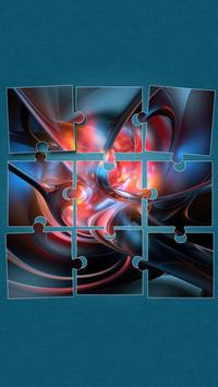 Abstract Jigsaw Puzzle screenshot 3