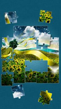 Abstract Jigsaw Puzzle screenshot 6