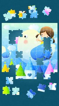 Kids Jigsaw Puzzles Free screenshot 1