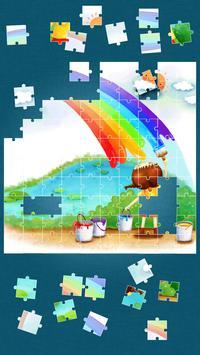 Kids Jigsaw Puzzles Free screenshot 3