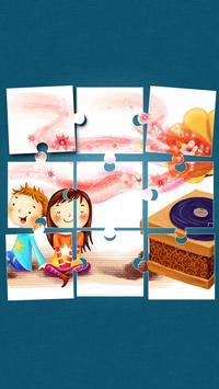 Kids Jigsaw Puzzles Free screenshot 5