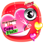 Love Photo Stickers for Girls icon