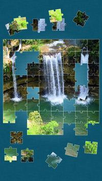 Waterfall Jigsaw Puzzle screenshot 3