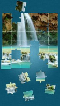 Waterfall Jigsaw Puzzle screenshot 10