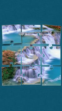 Waterfall Jigsaw Puzzle screenshot 11