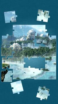 Waterfall Jigsaw Puzzle screenshot 13