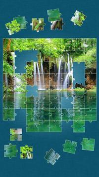 Waterfall Jigsaw Puzzle screenshot 14