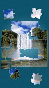 Waterfall Jigsaw Puzzle screenshot 2