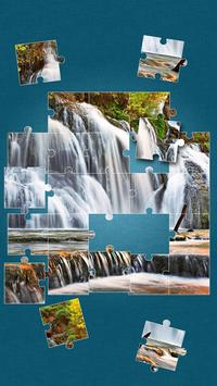 Waterfall Jigsaw Puzzle apk screenshot