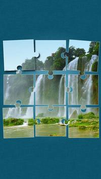 Waterfall Jigsaw Puzzle screenshot 4