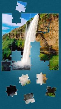 Waterfall Jigsaw Puzzle screenshot 5