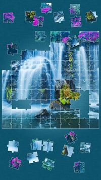 Waterfall Jigsaw Puzzle screenshot 6