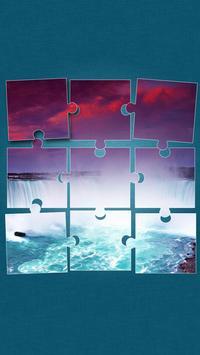 Waterfall Jigsaw Puzzle screenshot 8