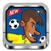 Neymar Jumping Game - Football Heading icon