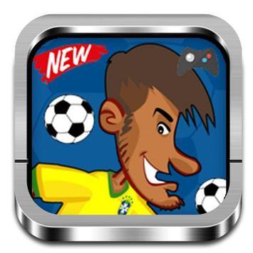 Neymar Jumping Game - Football Heading apk screenshot