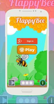 Flappy Bee - Wandering Bee Games poster