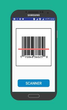QR & Barcode Scanner poster