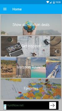 Vacation Ideas & Packages poster