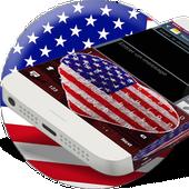 American Keyboard free HD icon