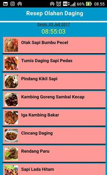 49 Resep Daging apk screenshot