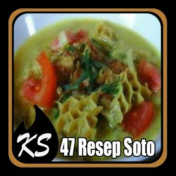 47 Resep Soto poster