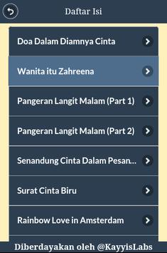 Cerpen Cinta Islami screenshot 2