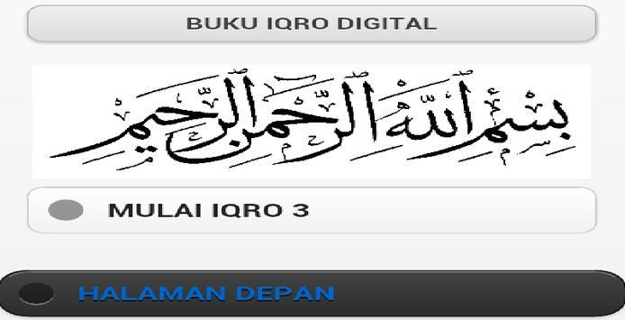 IQRA 3 apk screenshot