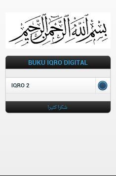 IQRA 2 apk screenshot