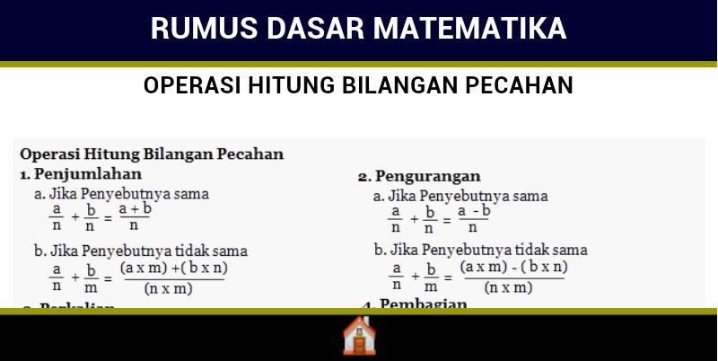 Rumus Matematika Dasar For Android Apk Download