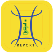 integrated service report icon