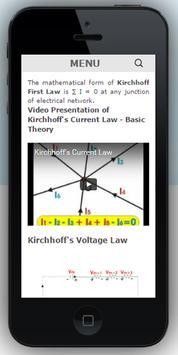 Study Electrical Engineering apk screenshot