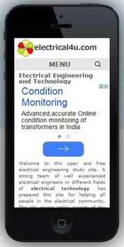 Study Electrical Engineering poster