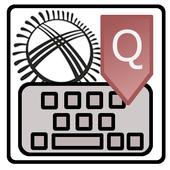 Qazaqsha pernetaqta - Казахская клавиатура icon
