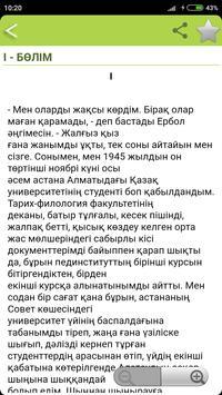 МАХАББАТ, ҚЫЗЫҚ МОЛ ЖЫЛДАР screenshot 3