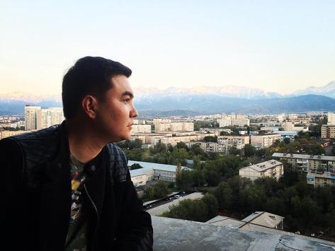Алихан Дуйсенбай  - Казакша андер  Казахские песни apk screenshot