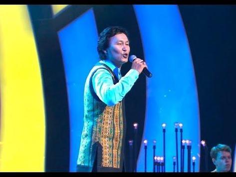 Курмаш Маханов - Казакша андер - Казахские песни apk screenshot