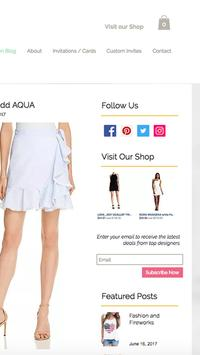 Fashion & Invites-Women's Clothing and Sale Codes screenshot 1