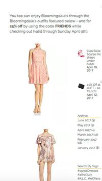 Fashion & Invites-Women's Clothing and Sale Codes screenshot 23