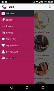 Kazzit: Your International Winery Guide apk screenshot