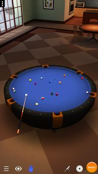 Pool Break Lite - Bilhar 3D Cartaz