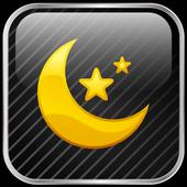 Screen Night Mode Brightness icon
