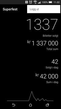 Tikkio Stats apk screenshot