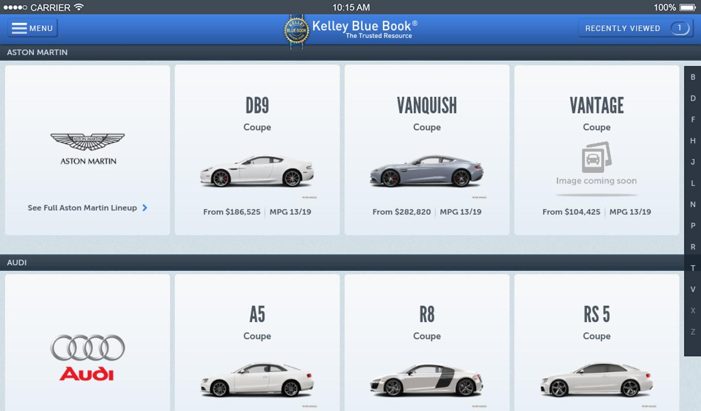 kbb car prices & reviews for android - apk download