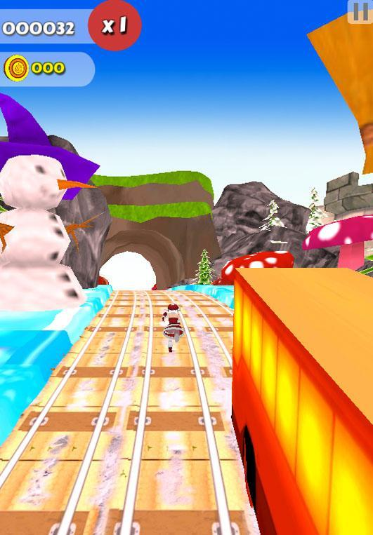 Subway Daughter Run for Android - APK Download