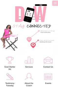 Dimensioned Wellness, LLC App poster
