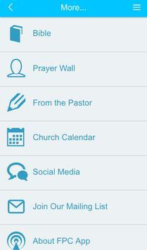 First Pres Englewood Church apk screenshot