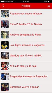 Furia Deportiva apk screenshot
