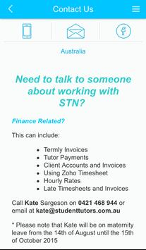 STN Tutors apk screenshot