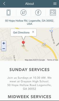 OneLife Church App apk screenshot