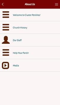 Cluster Parishes apk screenshot